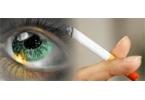 Курение может оставить без глаз